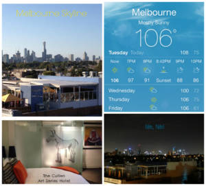 Melbourne Collage