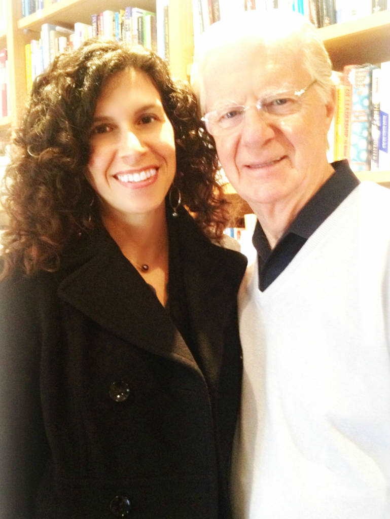 Such a wonderful and generous human being! This picture was taken in Bob's home office!
