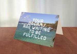 GreetingCard Mockup Dream Featured