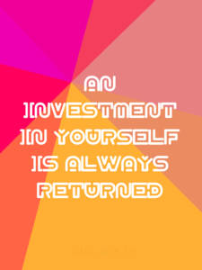 Poster 18×24 Investment Preview