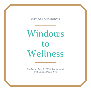 Windows to Wellness 2019