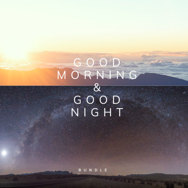 GoodMorning&GoodNight