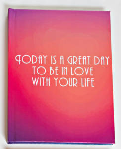 Lisa Eve-Today-Is-A-Great-Day-Journal