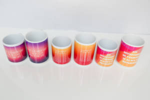 Lisa Eve Inspires Mugs
