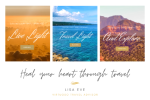 Triple Live Light & Travel Image