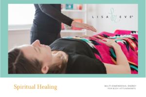 Spiritual Healing Image
